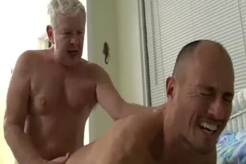lovely older man & Younger Having Sex