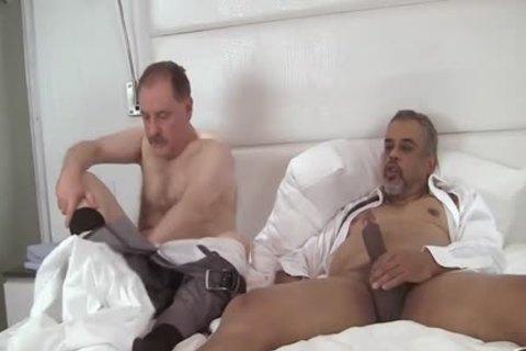 BlacksOnDaddies - Brownies With ejaculate