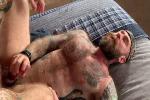 Breeding Jack Dixon  DeviantMans Monster dicks 2