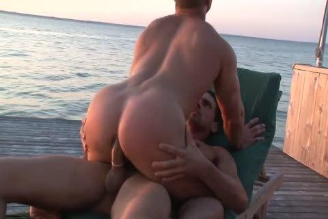 John & Jeremy Beach