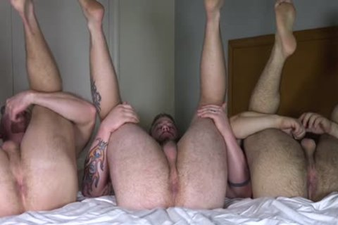 Aaron, Marcello, And Jr fuck