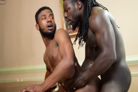 dark males fucking raw