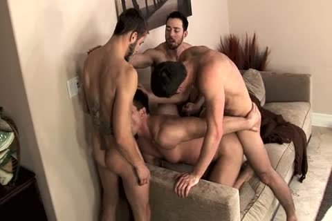Kevin Falk And allies: Aiden, Gabriel And Sean