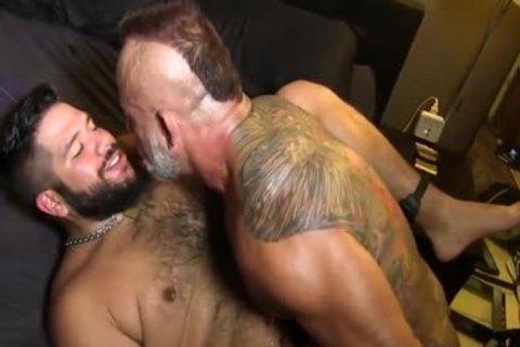 raw Bear nail With Bo Bangor & Lanz Adams