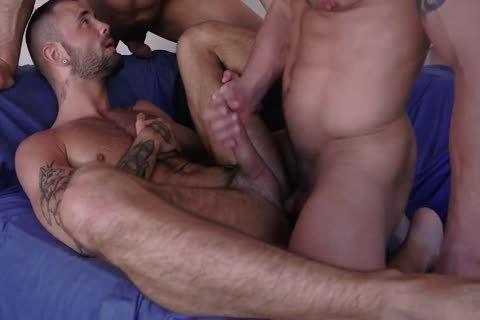 Daddy three-some