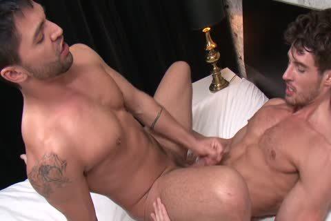 Adrian Balls deep In Dominic