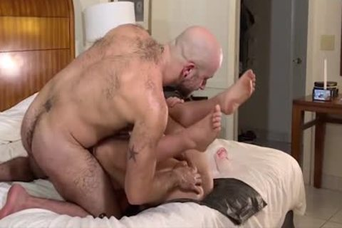 3some Bears poke So Hard