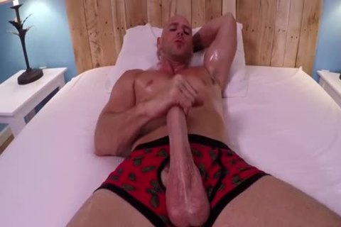 Johnny Sins Oiled Up