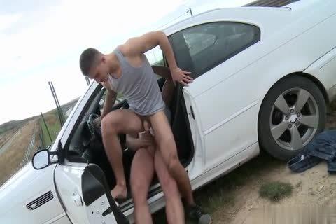 Straight black man Acts Like A Pornstar
