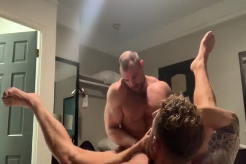 A Tale Of Two dicks With Jaxx Thanatos & Riley Mitchel
