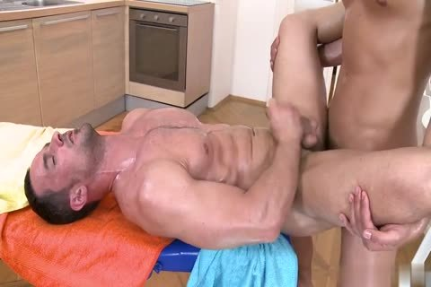 homosexual Rides His Bosses cock For Some cash