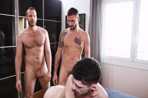 fine homo Sex DP