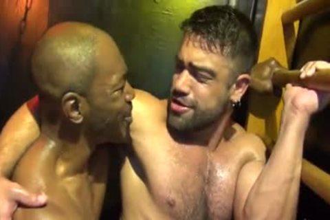 bare plow Club filthy BBC Vs filthy Bottom Latino