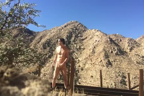 guy Bicycle Ride nude Un-edited