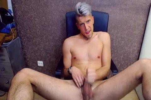 Benjamin Great On Flirt4Free - Ripped Russian College Hunk Tastes his cum