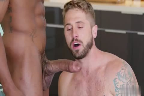 black homosexual butthole sex - ScottDemarco & MillerAxton