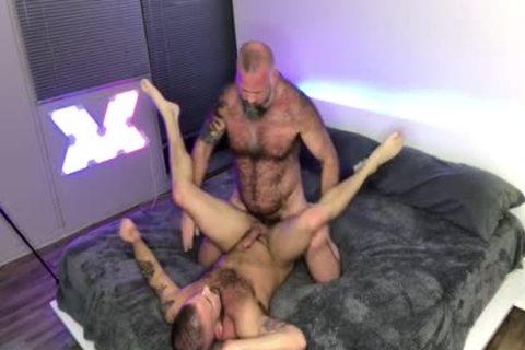 Daddy Uses His BoyCub