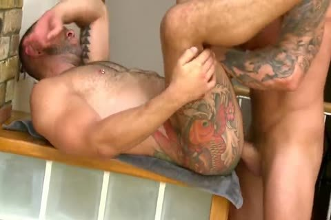 Rocco Steele bonks Letterio Amadeo