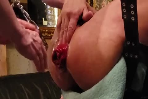 sexy Rosebutt bare fucked Fisted