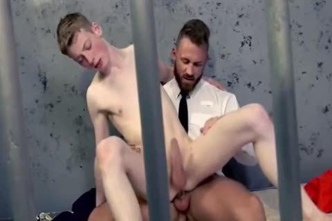 Pale Lad In Prison