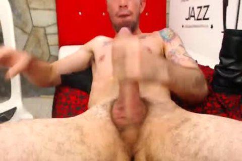 Steven Pier On Flirt4Free - Tatted Hispanic honey With A huge pounding ramrod