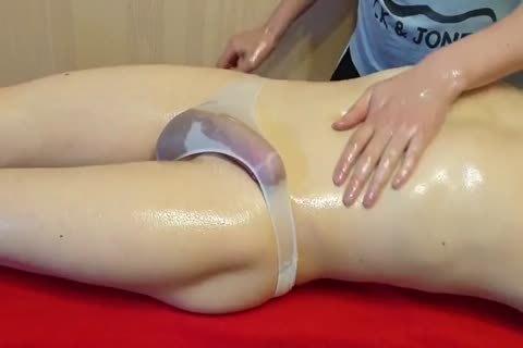 astonishing Oiled handjob And sperm Control My Boyfriend Play
