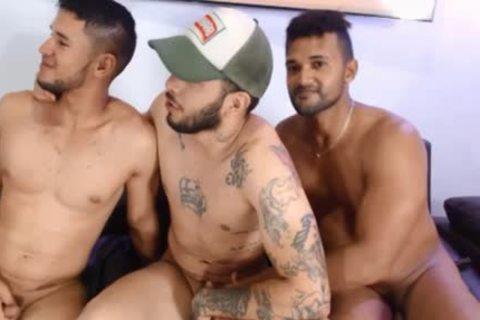 three-some latina boys Free Sex Chat Porn On Cruisingcams.com