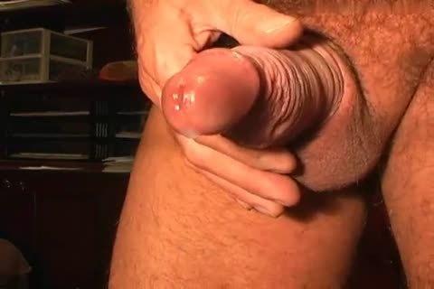 Alphonso22 gigantic Uncut penis And Balls daddy grandpa Cumming