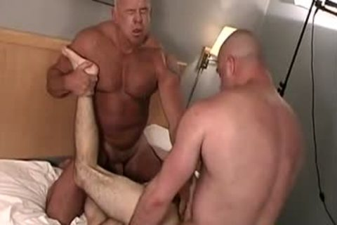 Bear Breeding orgy two