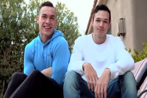 GayHoopla - Jayden Marcos & Travis Youth