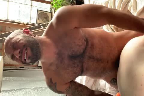 Screaming Dillinger Diggs Takes raw knob cock Belt Breeding cum Nailing