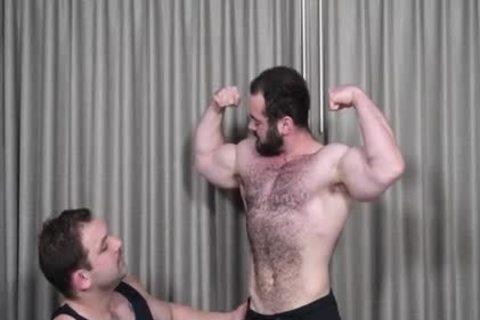 homosexual Bear plowing 013