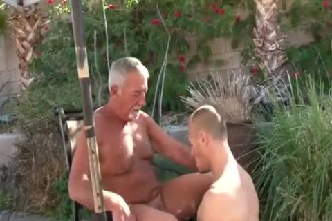 3some With Two daddy men Daddy 1