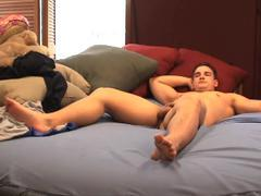 Watchowdyng Porno gay And Beating Off My dick
