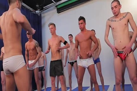 Relaxation Class For homosexual Sex addicts.