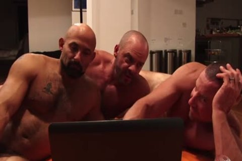 MaleMania - Trojan Rock, Rocky Torrez, And Carlo Cox