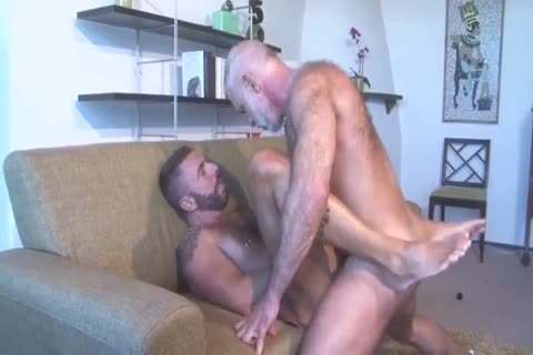 Superb charming Bearded fucked By Alan Silver