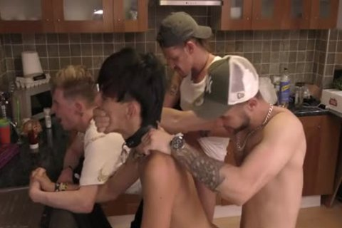 two amoral Sex addicts Pump N Drench two dudes