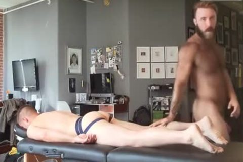 Teddy Bear Massage