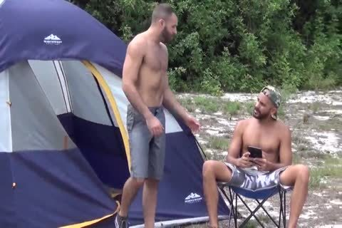 unprotected Camping