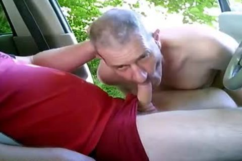lustful gay boyz On Car Have Some Public And Outdoor Sex