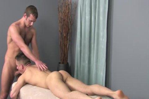 Hunk Massage & pound