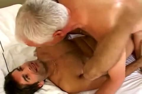 juicy youthful lad With older man