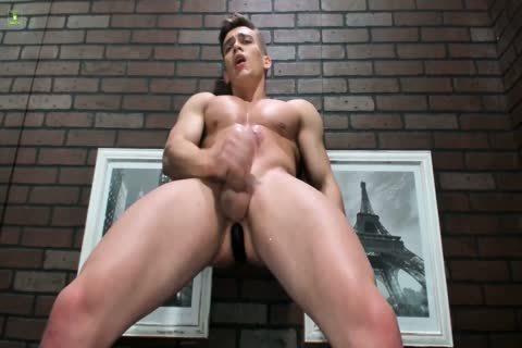 Russian Cb Model Masturbating