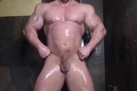 BODYBUILDER gigantic cum Compilation!!!