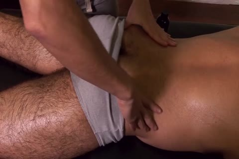 Brent Taylor And Michel Rudin Massage butt Games