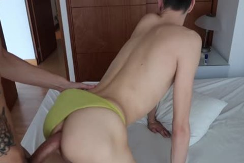 REAL Married pair/ raw butthole Thru underclothing/ Bulge Fetish (CUSTOM video)