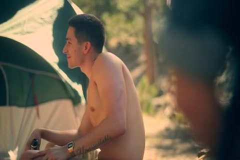 Josh Brady & Seth Peterson - happy Campers