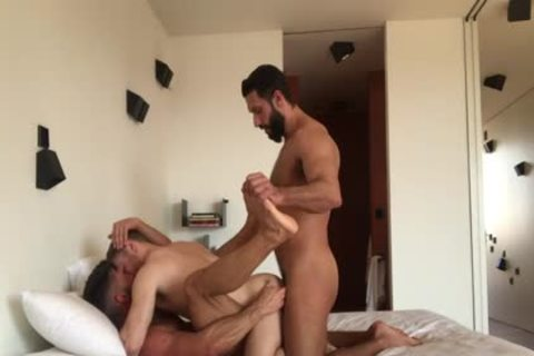 OF - 9 - Andy S - kinky three-some