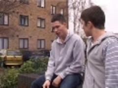 British threesome nakedbacking